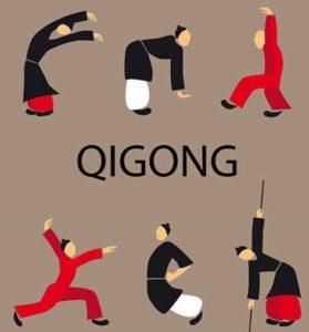 dessin Qi Gong